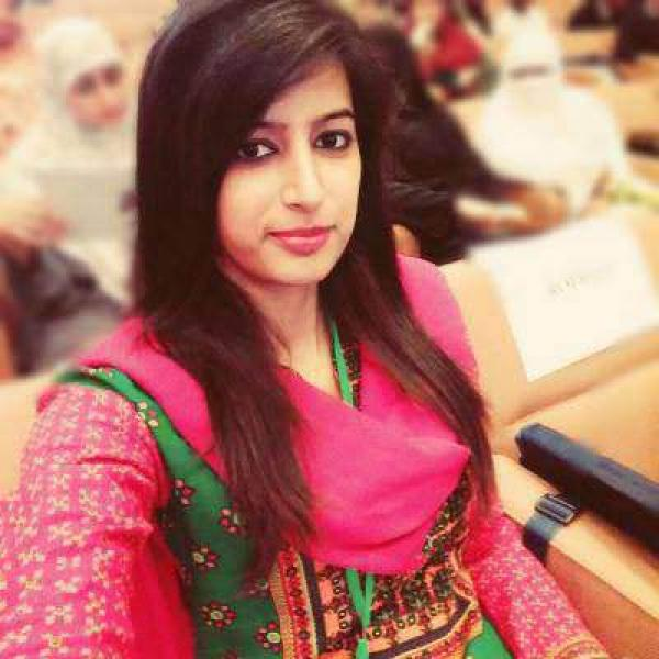 Photo of Madiha Asghar