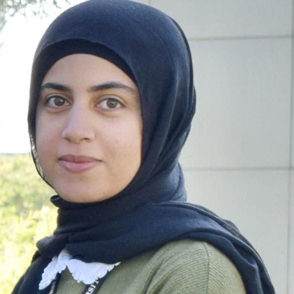 Photo of Zainab Al Attabi