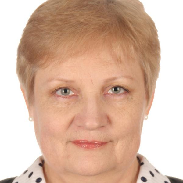 Photo of Liubov Jdanova