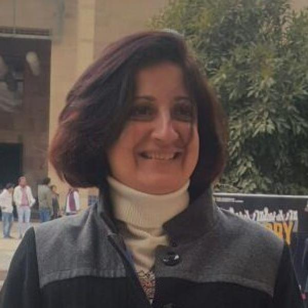 Photo of Yasmine Salah El-Din